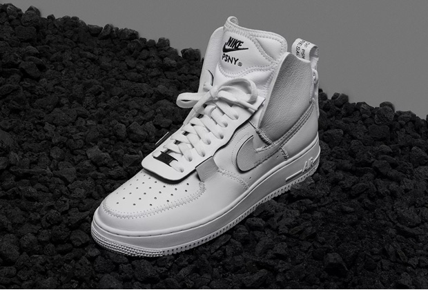 a3d84e8b33 NIKE AIR FORCE 1 PSNY - Sneakers Magazine