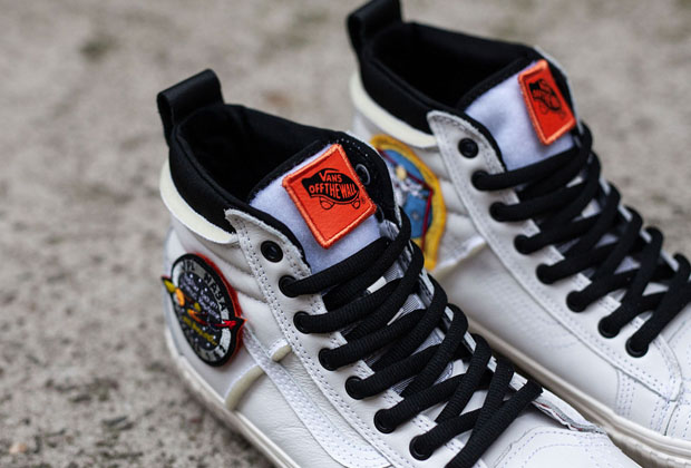 NASA x Vans Space Voyager Capsule Collection Sneakers Magazine