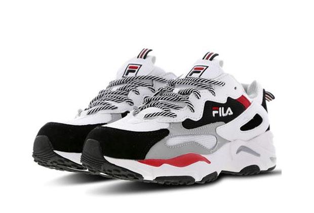 Presenta Ray Sneakers La Tracer Magazine Fila 5qcS34ALRj