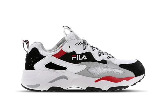 FILA presenta la RAY TRACER - Sneakers Magazine