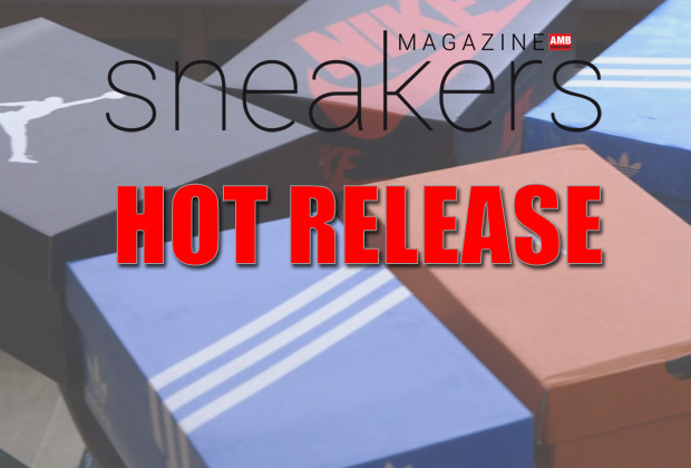 sneakers magazine hot release