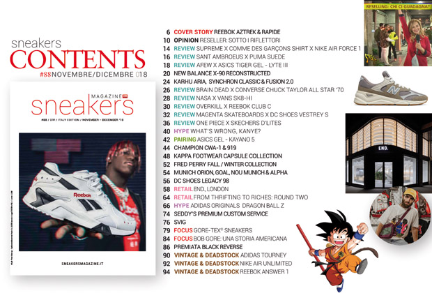 Sneakers Magazine issue 88