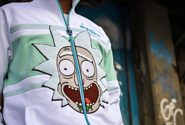 Diadora x 'Rick and Morty' Collection Release Date | Sole