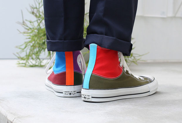 new products ff01e 586cc JAM HOME MADE x Converse Chuck Taylor All Star - Sneakers ...