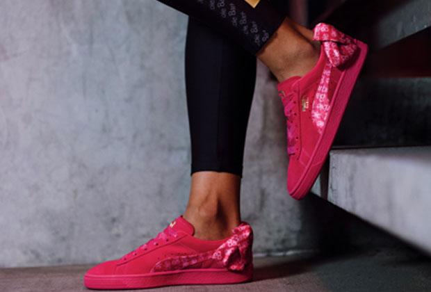 PUMA Suede 50 x Barbie Sneakers Magazine