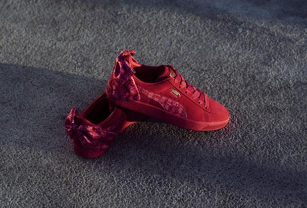 Puma 50 Barbie Magazine X Sneakers Suede Om0wnvN8