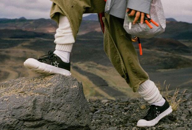 ee7da26412 CONVERSE presenta il Mountain Club - Sneakers Magazine