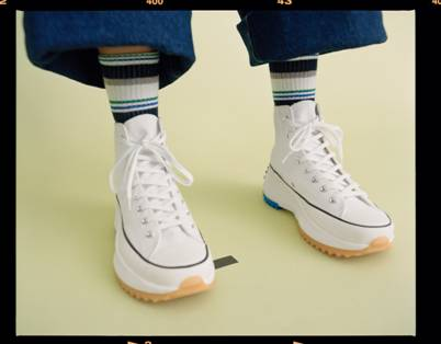 Review: Converse x JW Anderson Run Star Hike Sneakers Magazine