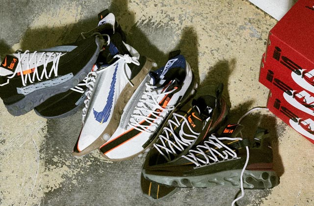 Nike WR ISPA low