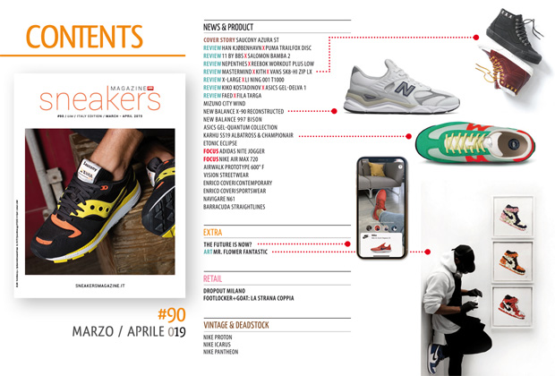 Sneakers Magazine Issue 90 Sneakers Magazine