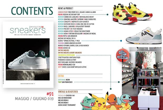 Sneakers Magazine Issue 91 Sneakers Magazine