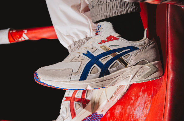 "Trainer di Carnival x Asics Gel DS ""Muay Thai"""