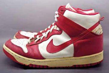 Nike dunk st.john vintage