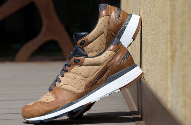 Saucony Azura Leather
