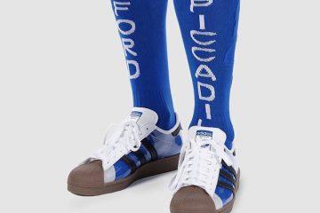 Blondey x Adidas Superstar