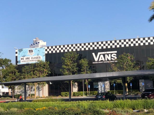 vans headquarter orange county