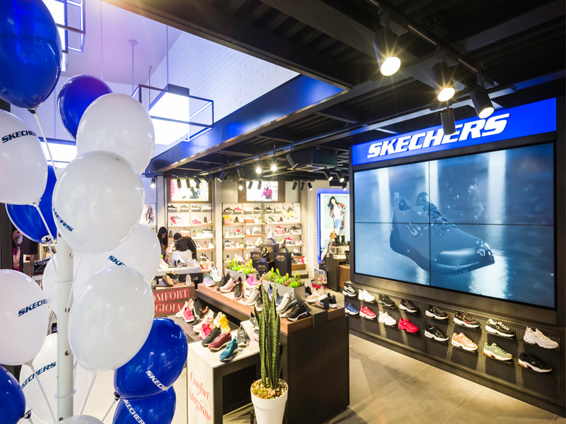 skechers flagship store