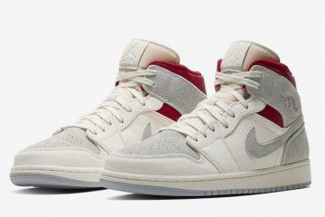 Sneakersnstuff air jordan 1 mid