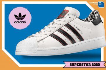 Adidas superstar x Aw Lab