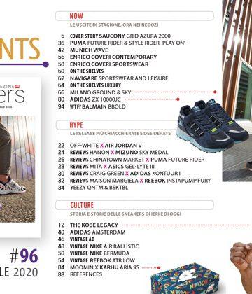 Sneakers magazine 96