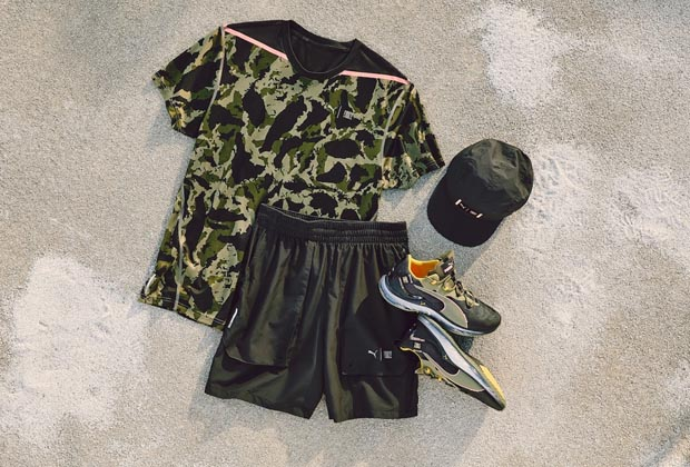 puma x first mile collection