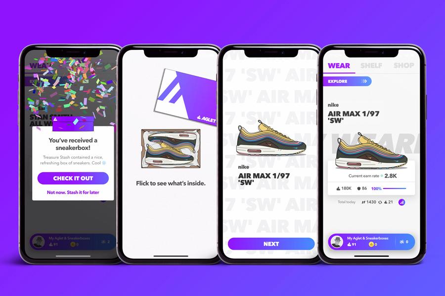 aglet-mobile-sneaker-app