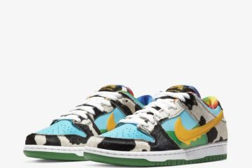 ben e jerry sb dunk low