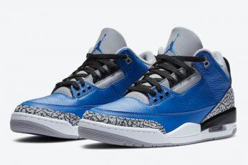 air jordan 3 blue cement