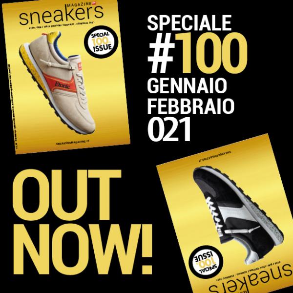 Sneakers magazine 100