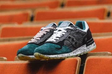 AFEW x Saucony Shadow 5000 Time & Space