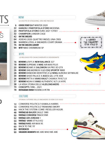sneaker magazine 99