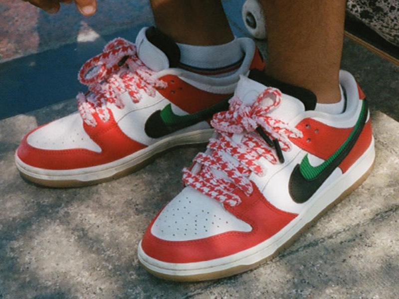 Nike SB x FRAME Dunk