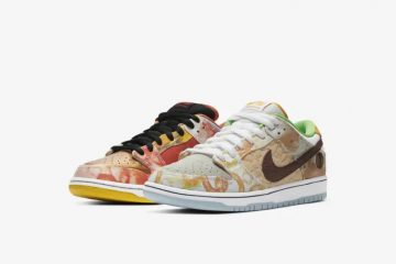 nike dunk low sb street hawker