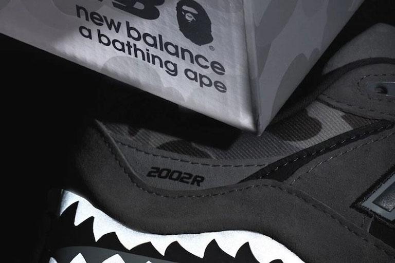 bape x new balance 2002r