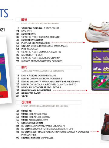 sneakers magazine 101
