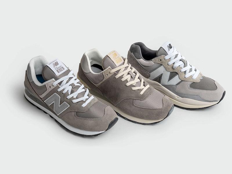 New Balance celebra la propria classicità con la collezione Grey ...